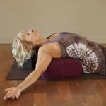 Lying Yoga