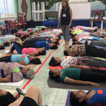 Yoga and meditation in Ecuador